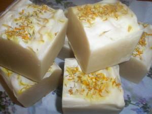Kecsketejes szappan készítése házilag