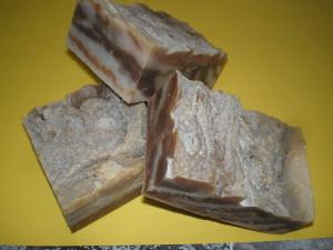 Csokis fahéj szappan