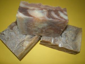 Csokis fahéj szappan készítése házilag