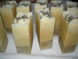 Luxus levendula szappan kecsketejjel, pálmavaj nélkül – állatvédőknek is