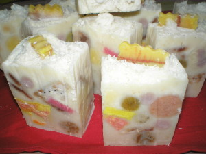 Citrom-rózsafa szappan