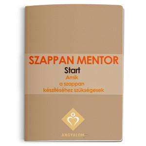 Szappankészítés - SZAPPAN MENTOR Start ajándék