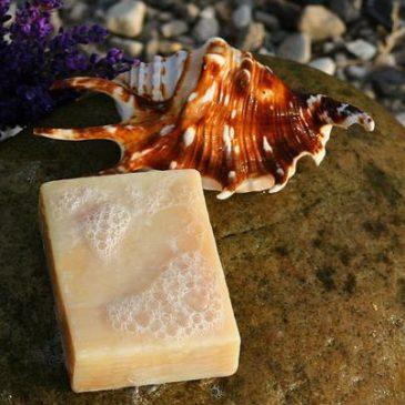 Ricinusolaj és a szappan készítése