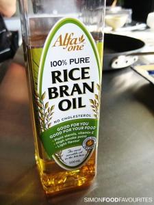 Rizskorpa olaj a házi szappanban