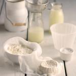 Kecsketejes szappankészítés