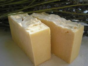 Szappan készítés, Himalaya-só,  kecsketejes, shea-vajas sószappan