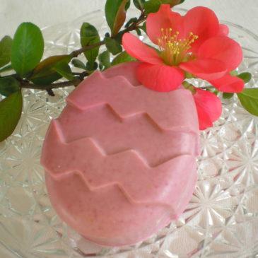 Színes, húsvéti kézműves szappanok