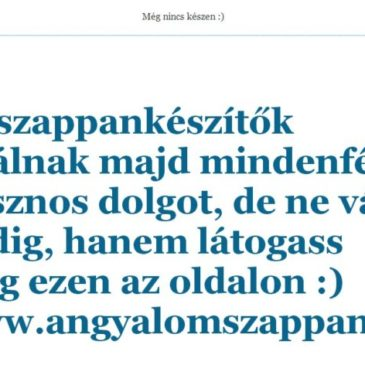 Szappanmentor.hu