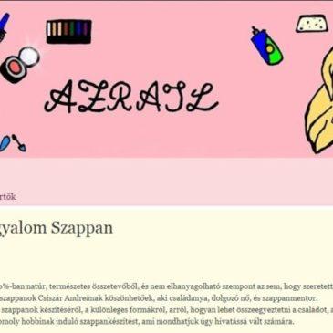 Interjú: Angyalom Szappan