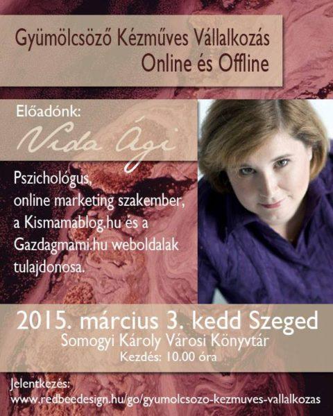 Gyümölcsöző Kézműves Vállalkozás: szakmai nap Szegeden